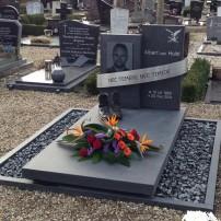 Producent van onze grafstenen op TV.