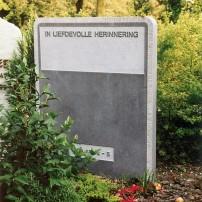 Enkel monument E80